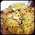 spaghetti aglio olio - my style