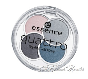 Eyeshadow Quattro - 11 sea my eyes!