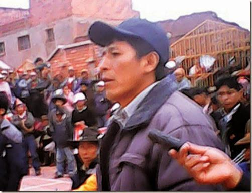 Alcaldes violadores en Bolivia