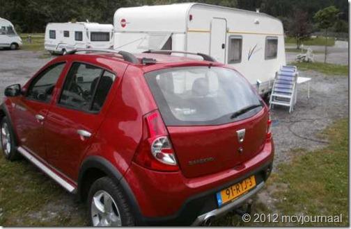 Henk - Dacia Stepway en Caravan 02