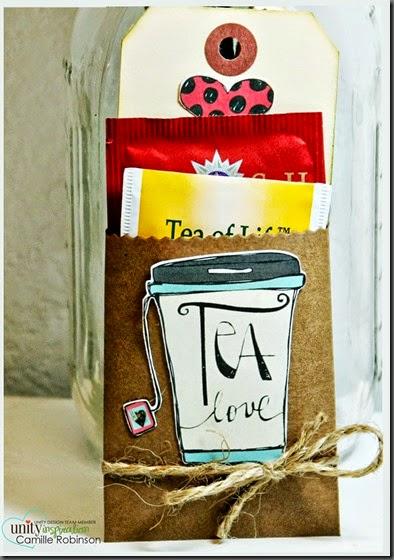tea love alone