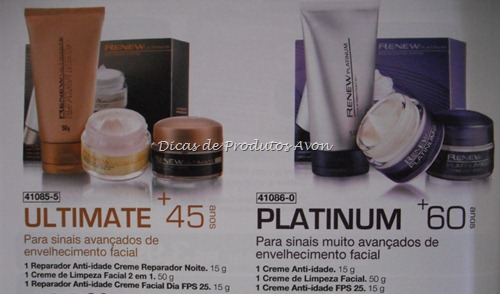 Mini kit Renew ultimate+45 e platinum+60