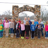 WBFJ Cici's Pizza Pledge - Old Richmond Elementary - Ms. Vaden's 2nd Grade Class - 12-4-13