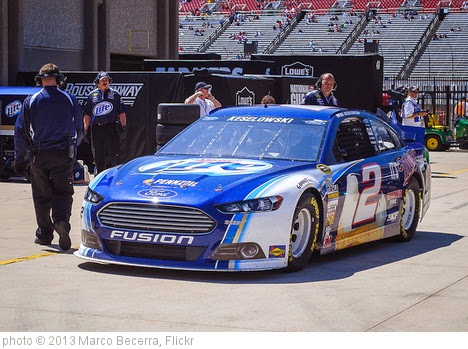 'Brad Keselowski' photo (c) 2013, Marco Becerra - license: http://creativecommons.org/licenses/by/2.0/