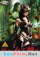 Wasp Woman In Tokyo