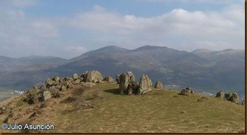 Rocas de Seineguy - Baja Navarra