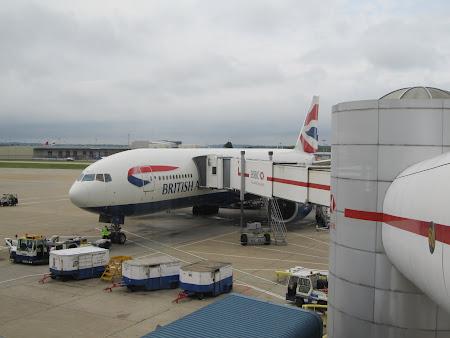 British Airways: Boeing 777