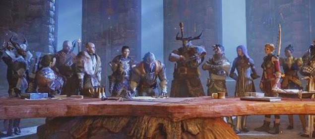 dragon age inquisition gameplay trailer 01