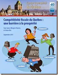 compétitivité fiscale du Québec