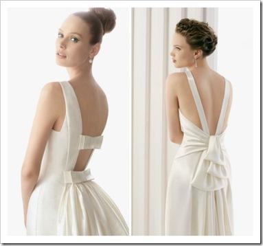 Como hacer molde para vestido de novia