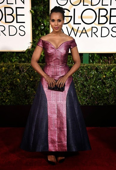 Kerry Washington de Mary Katrantzou