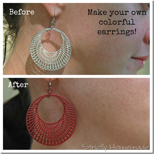 Before and After Earrings 1