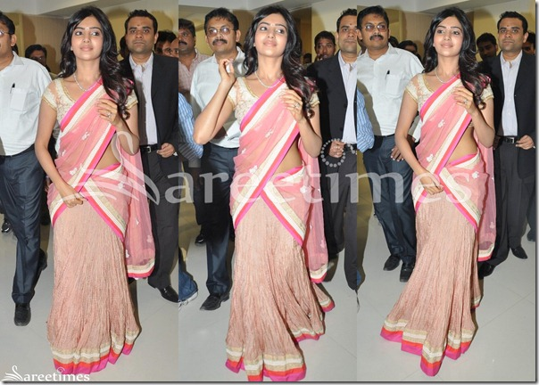 Samantha_Pink_Half_Saree