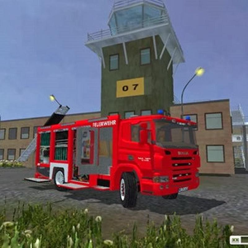 Farming simulator 2013 - TLF 16 25 v 1.0 (Camion pompieri)