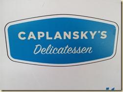 Caplansky's Logo