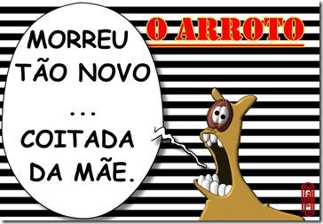 O ARROTO -COITADA DA MÃE