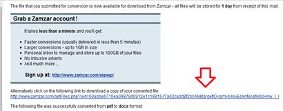แปลง pdf เป็น docx