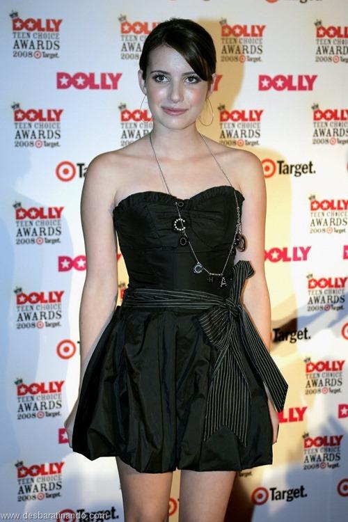 Emma Roberts linda sensual sexy sedutora desbaratinando (101)