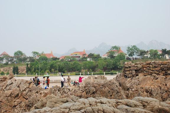 Qingdao - Plage shilaoren 石老人
