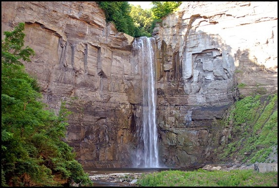 01d - Gorge Trail - Taughannock Falls