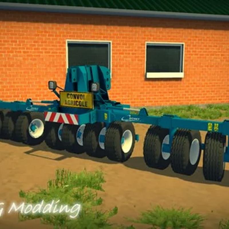 Farming simulator 2013 - Cochet Sumosaure 6m v 1.0