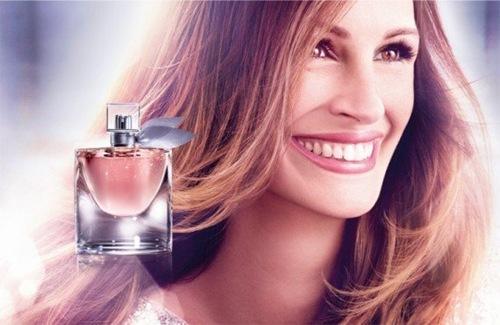 Julia-Roberts-Lancôme-La-Vie-Est-Belle-Fragrance