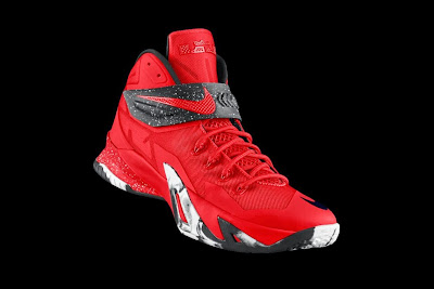 nike zoom soldier 8 id options preview 2 01 Design Your Own Cleveland Cavaliers Soldier 8s on NIKEiD