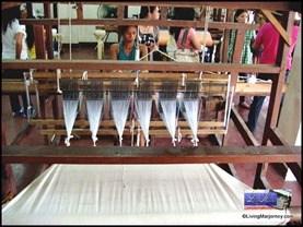 Las Pinas Handloom Weaving Center