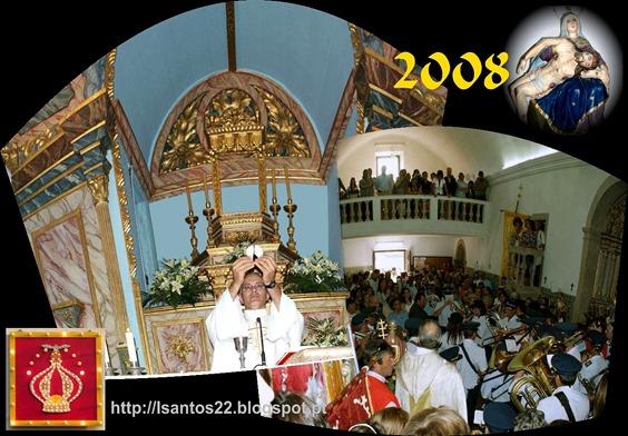 Festas N.S.P. 2008