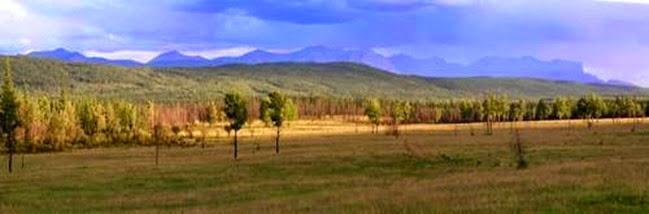 entrance ranch