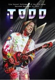 Todd1 DVD