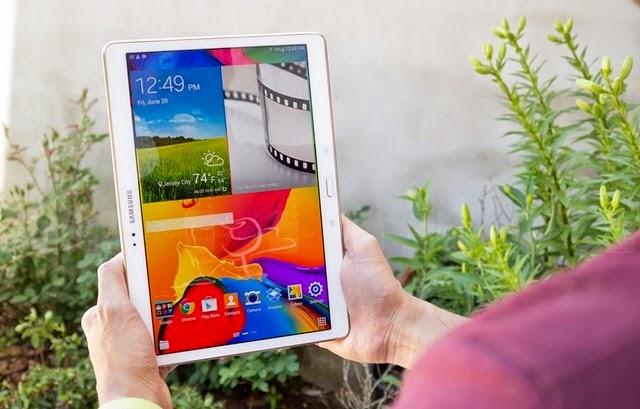 #2. Samsung Galaxy Tab S