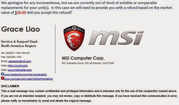 MSI_RESPONSE