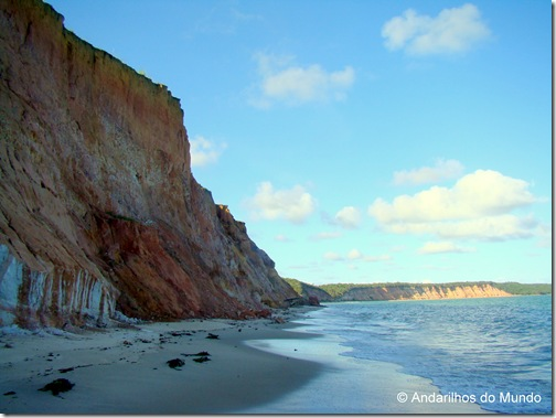 Praia do Carro Quebrado Alagoas