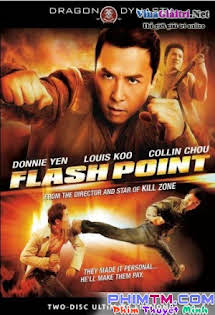 Ngòi Nổ - Flash Point Tập 1080p Full HD