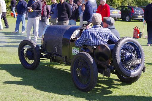 1924 Bugatti T13 Brescia 1.5l