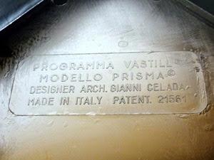 Programma Vastill planter black imprint