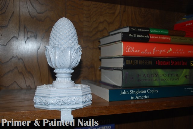 Shelf Accessories 2 - Primer & Painted Nails