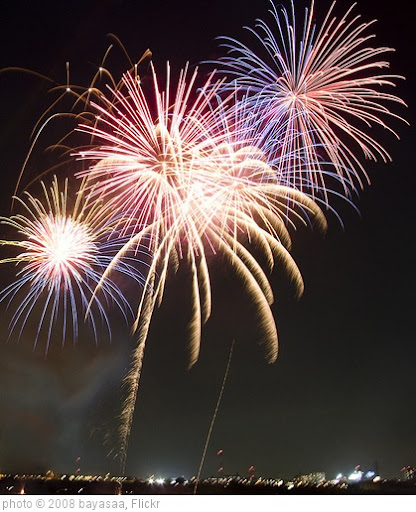 'Fireworks' photo (c) 2008, bayasaa - license: http://creativecommons.org/licenses/by/2.0/