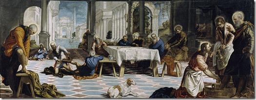 800px-El_Lavatorio_(Tintoretto)