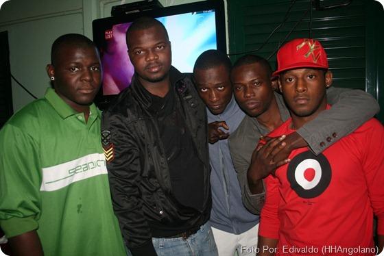 Quintal do Rap (1a Edição - Fotos) - Hip Hop Angolano (4)
