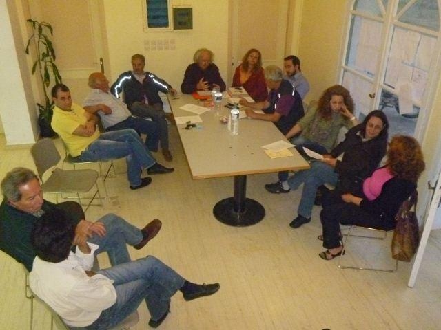 Ο Πόρος πρωτοπορεί. Πρόσκληση για την τρίτη συνάντηση (27-5-2012)
