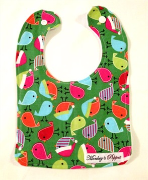 3_d5721fb4255f4c3f8f6a826dc7330b29Christmas Birdies Infant Bib