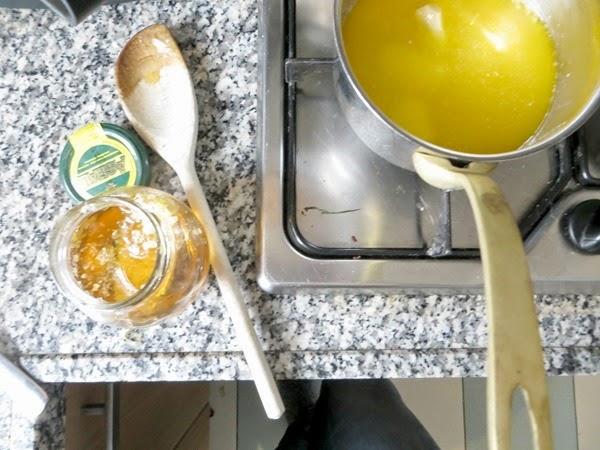 gesmolte boter