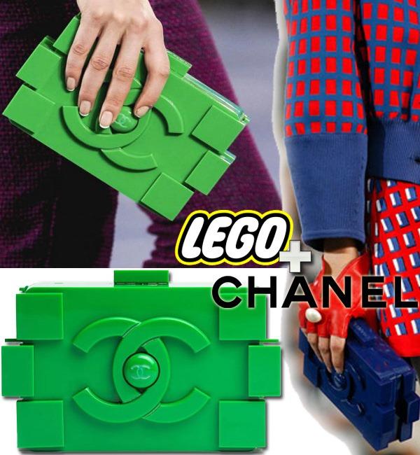 Clutch-Chanel-Lego-Verde-Azul
