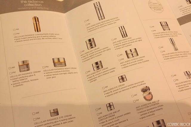 La Prairie Meet the Experts Event (2)