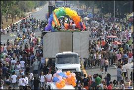 Parada Gay Brasilia 2012