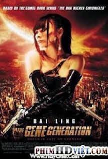 Nữ Chiến Binh - The Gene Generation