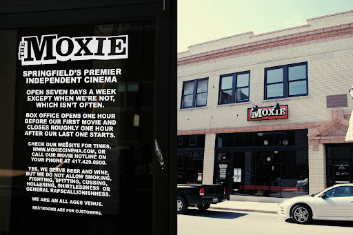 The Moxie Cinema  Photo Credit: Alex Crowder