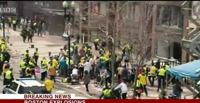 Εκρήξεις με 3 νεκρούς και τραυματίες στο Μαραθώνιο της Βοστόνης (video)